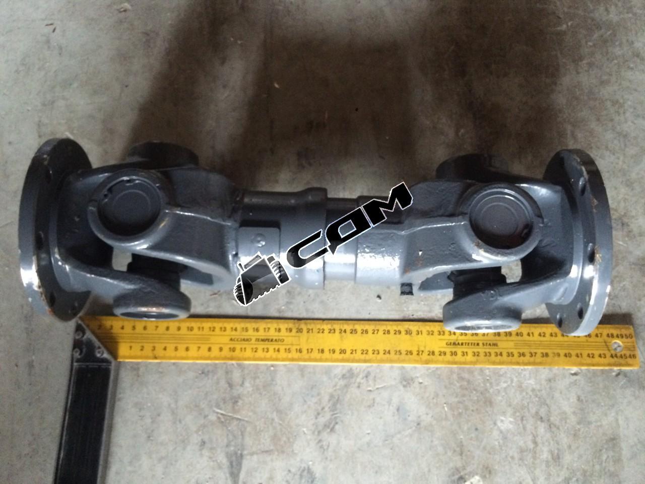 Вал карданный задний/средний CDM855 (оригинал) LG50F.04203A LG855.04.03