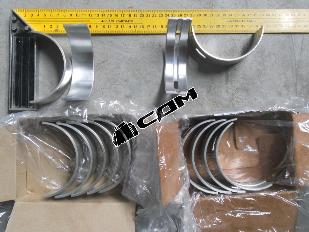 Вкладыш коренной (комплект) CDM520/1185  D02A-110-01A