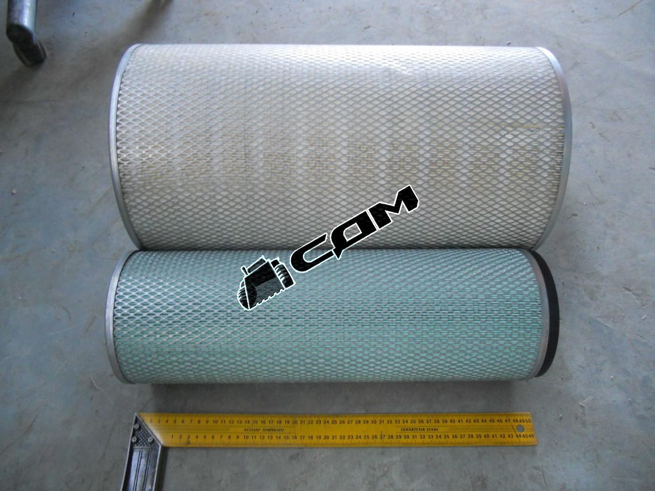 Фильтр воздушный (внешний+внутренний) CATERPILLAR 67)/AF975M+AF976 А566+A567/A1840(A1828+A79