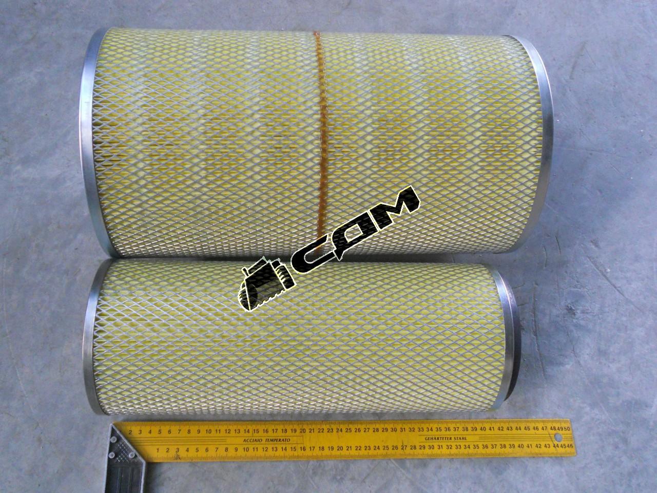 Фильтр воздушный (внешний+внутренний) CDM520 А8638 SR20 A8638