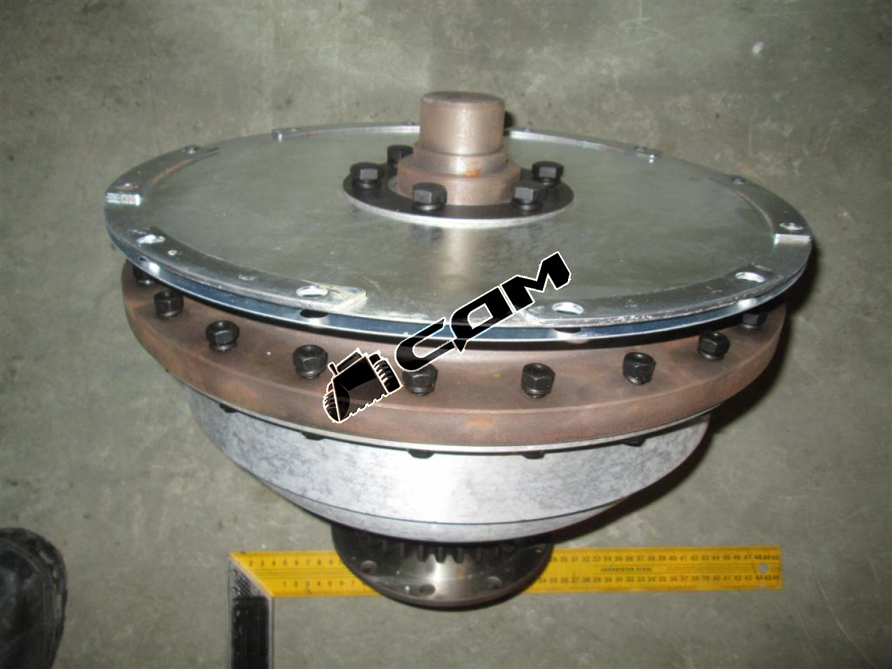 Гидротрансформатор без корпуса CDM855/LG952 /402000-1 LG853.02.01-001