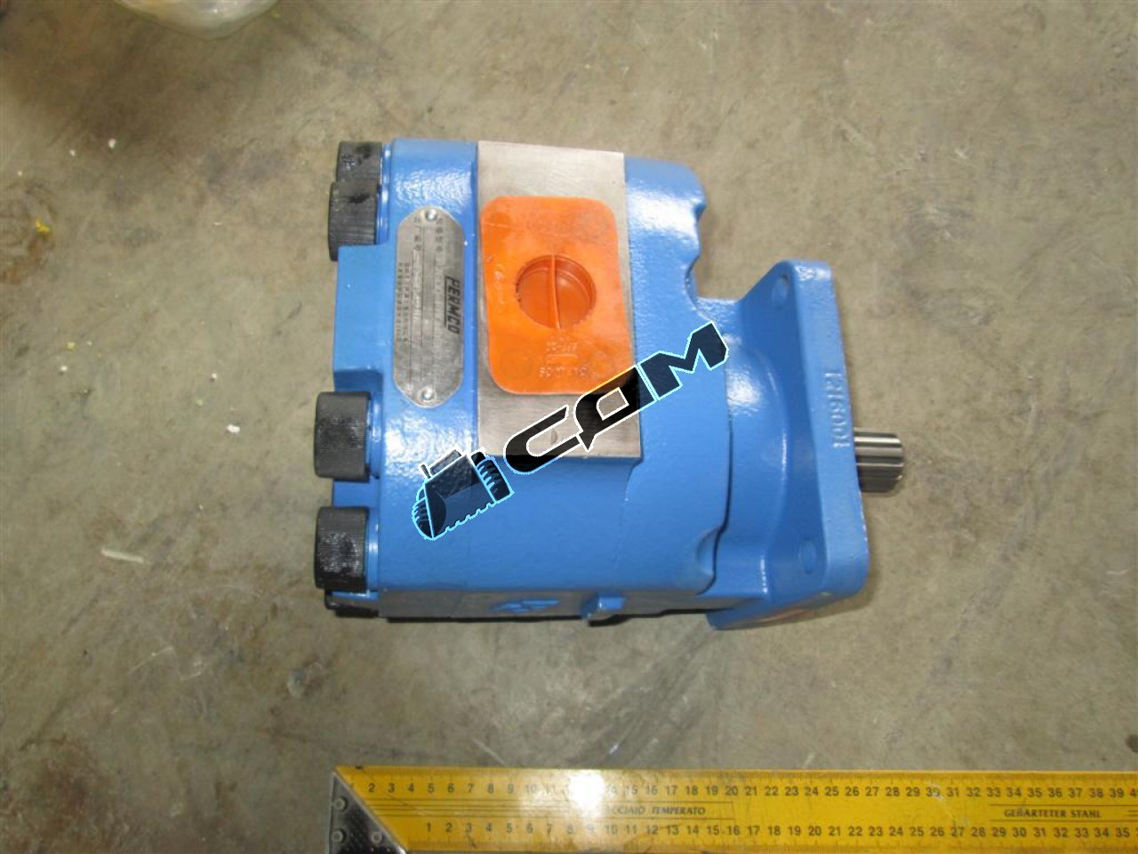 Насос гидравлический CDM860  P7600-F125NM467